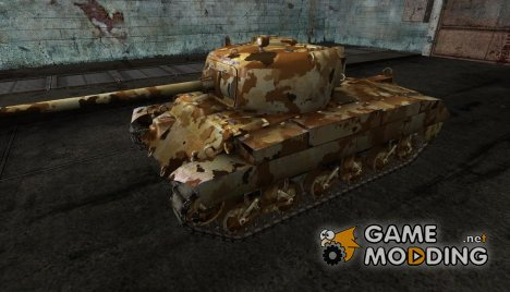 Шкурка для T20 light desert for World of Tanks
