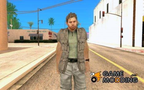 Star Wars biker scout for GTA San Andreas