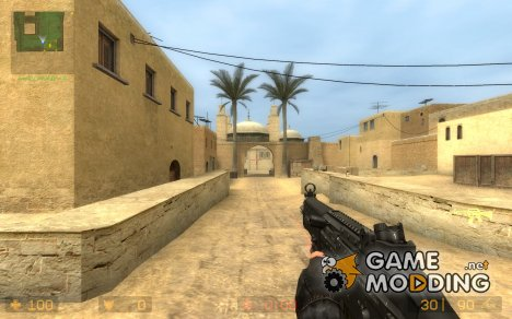 SG552 CQC for Counter-Strike Source