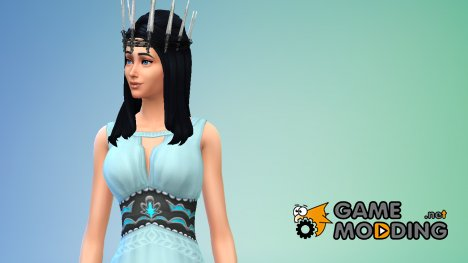 Корона Crown of Swords for Sims 4