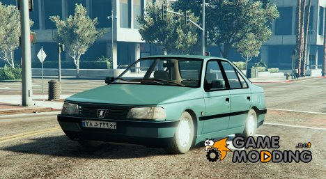 Peugeot 405 PE для GTA 5