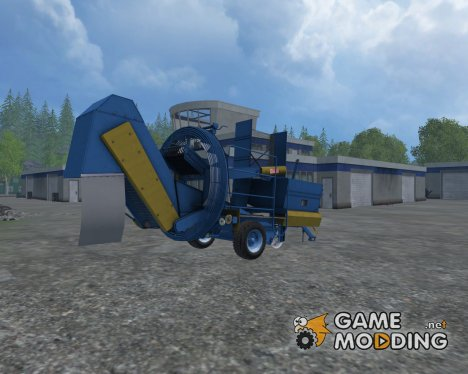 Anna Z644 for Farming Simulator 2015