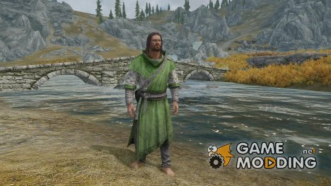 HighRes colored Magechainmail Armor for TES V Skyrim