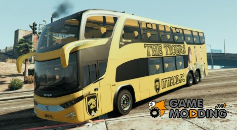 Al-Ittihad S.F.C Bus for GTA 5