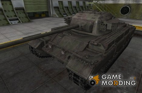 Шкурка для Conqueror for World of Tanks
