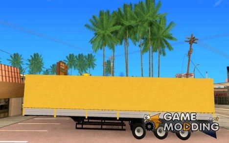 Прицеп Нефаз из Дальнобойщиков 2 for GTA San Andreas