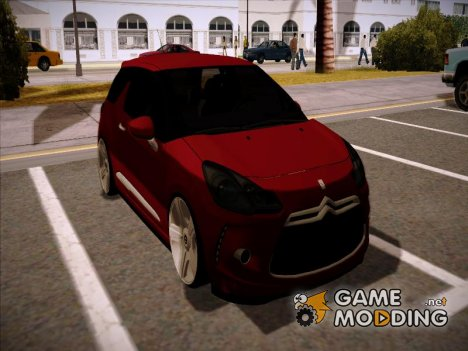 Citroen DS3 2011 for GTA San Andreas
