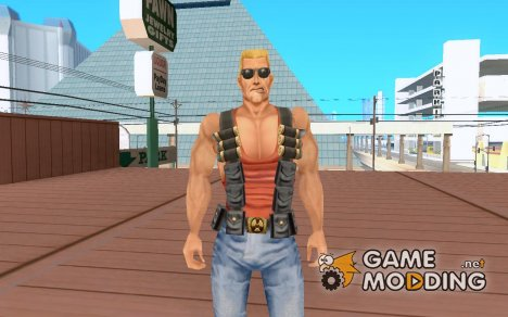 Duke Nukem for GTA San Andreas