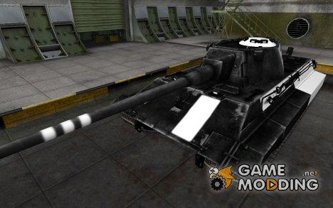 Зоны пробития E-50 Ausf.M для World of Tanks