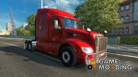 Peterbilt 579 Fixed для Euro Truck Simulator 2