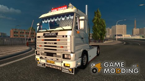 143 VDM TRANS for Euro Truck Simulator 2
