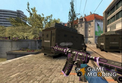 M4A1 ANTI for Counter-Strike Source