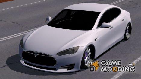 Tesla Model S for Street Legal Racing Redline