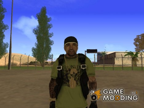 Lloyd Banks for GTA San Andreas