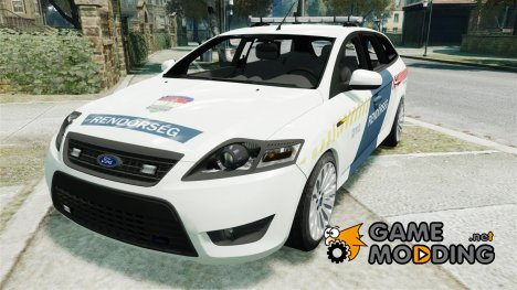 Hungarian Ford Police Car для GTA 4