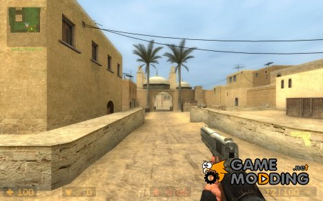 Colt 45 Modded for Counter-Strike Source