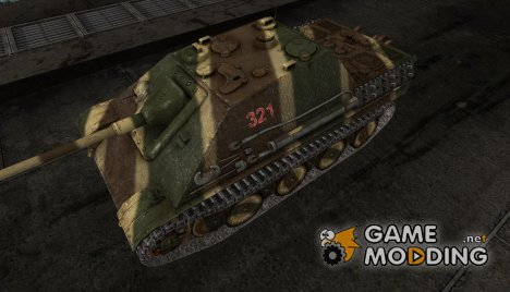 Jagdpanther от murgen for World of Tanks