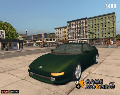 Toyota MR2 для Mafia: The City of Lost Heaven