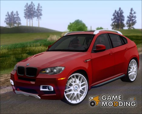 BMW X6M 2013 v3.0 for GTA San Andreas