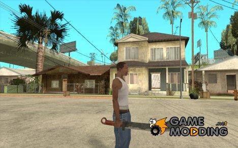 Меч для GTA San Andreas