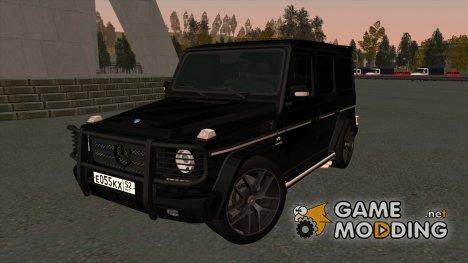 Mercedes-Benz G55 AMG for GTA San Andreas