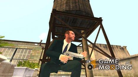 Colt M1911 v.2 для GTA 4