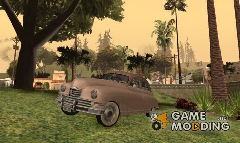 Packard Standard Eight 1948 Touring Sedan для GTA San Andreas