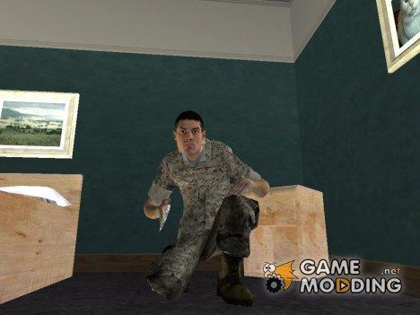 David Montes for GTA San Andreas