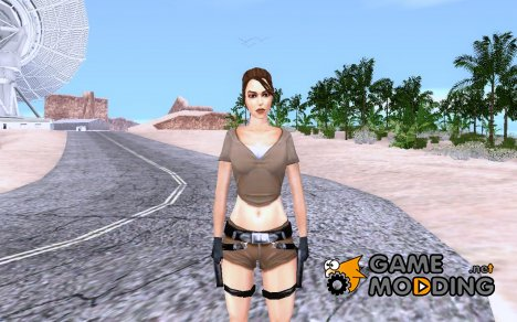 Lara Croft из TR:Legend for GTA San Andreas