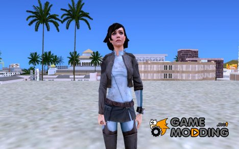 Lexine Weller for GTA San Andreas