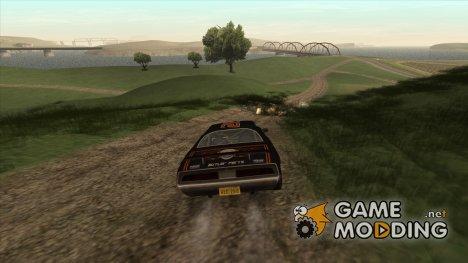 Увеличенный угол обзора камеры v2 для GTA San Andreas