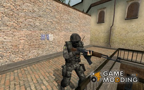 Concrete-Jungle SAS for Counter-Strike Source