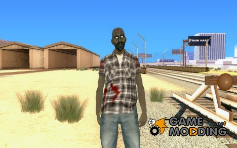 Zombie Skin - bmost for GTA San Andreas