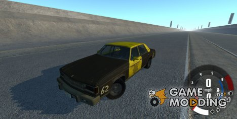 American Sedan v4 для BeamNG.Drive
