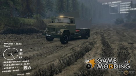 ЗиЛ-130 ММЗ 4502 для Spintires DEMO 2013