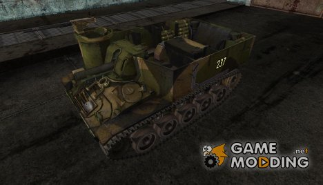 Шкурка для M37 for World of Tanks