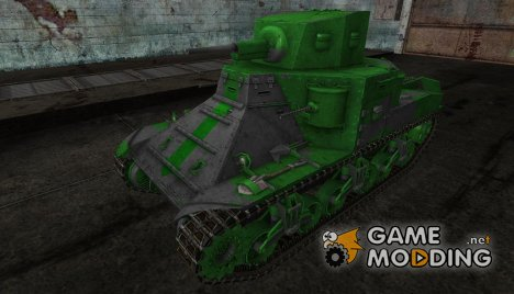 M2 med 3 for World of Tanks