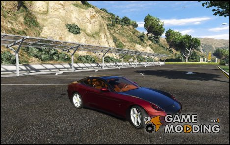 Ferrari 612 Sessanta 1.1 for GTA 5