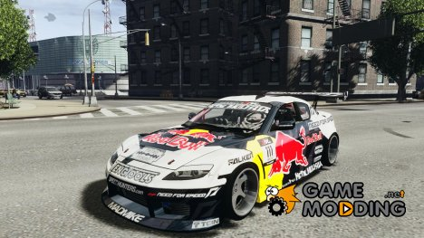 Mazda RX-8 Mad Mike для GTA 4