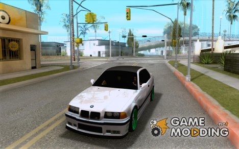 BMW E36 Tuning for GTA San Andreas