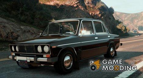 ВАЗ 2106 v 0.2 для GTA 5