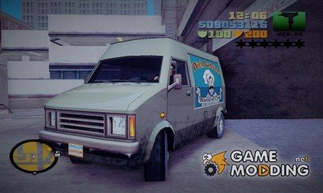 GTA SA Rumpo для GTA 3