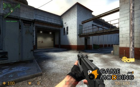 Bizon Redux for Counter-Strike Source