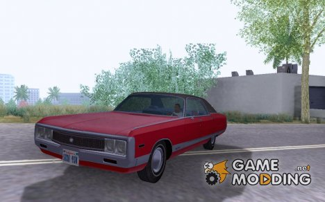 Chrysler New Yorker 4 Door Hardtop '71 для GTA San Andreas