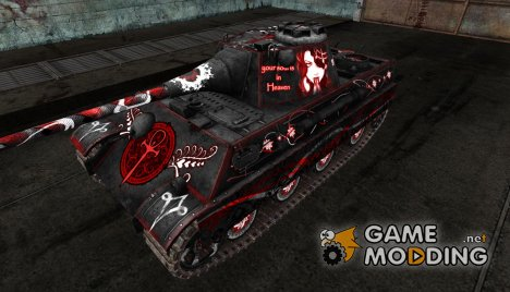 PzKpfw V Panther II Knopka for World of Tanks