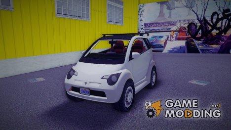 GTA 5 Panto for GTA 3