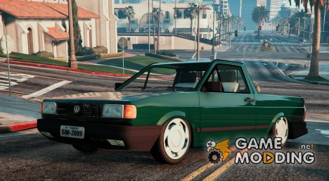 Volkswagen Saveiro Cli 1.6 Edit for GTA 5