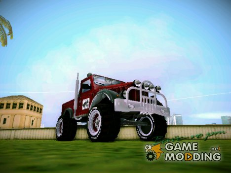 Aro M461 Offroad Tuning for GTA Vice City