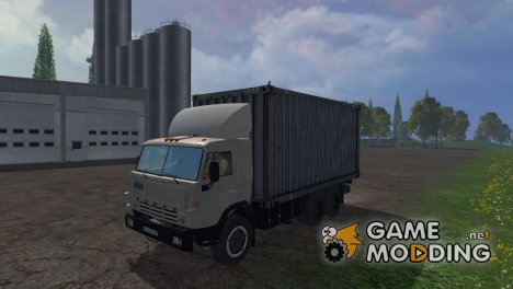 КамАЗ 53212 для Farming Simulator 2015
