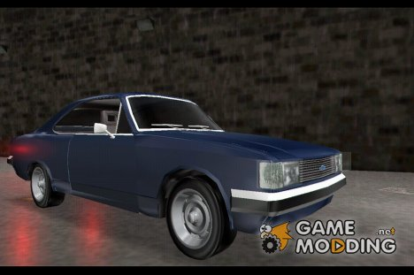 Chevrolet Opala Coupe '83 for GTA 3